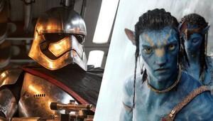 Avatar 2 ve Star Wars: Episode VIII karşı karşıya