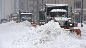 ABD'yi kar fırtınası vurdu: 10 ölü