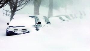 ABD'deki kar fırtınasında anne ve bir yaşındaki oğlu yaşamını yitirdi