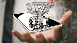 E-ticaret mobille büyüyor