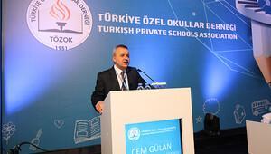 Özel okullar toplantısında MEBe tepki
