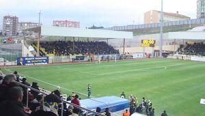 Bucaspor Beşiktaş maçı Yeni Buca'da