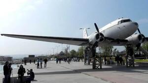 Uçak kanadının tramplen olarak kullanılmaması için yeni çözüm