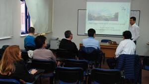 Dokuz Eylül'den Kazak doktorlara eğitim