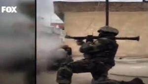 Diyarbakır Sur'daki çatışmaların sıcak görüntüleri