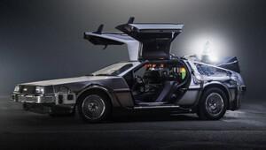Geleceğe Dönüş'ün DeLorean'ı geri dönüyor