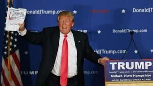 Trump'tan Iowa ön seçimlerinde hile iddiası