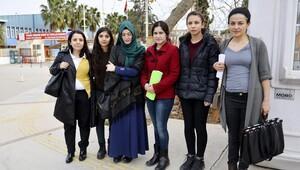 Yurttan atılan kızlar için kampanya