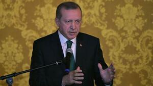 Cumhurbaşkanı Erdoğan: Dünyayı mı oyalıyorsunuz?