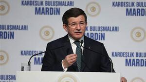 Başbakan Davutoğlu 'Terörle Mücadele Eylem Planı'nı açıkladı