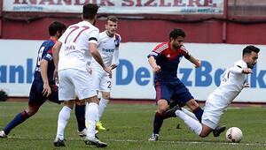 1461 Trabzon: 1 - Altınordu: 3