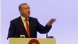 Cumhurbaşkanı Recep Tayyip Erdoğan Dünya Turizm Forumu'nda konuştu