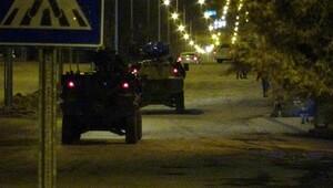Silvan'da 'Ses çıkarma' eyleminde 1 kişi yaralandı
