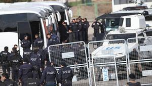 Diyarbakır'da Fenerbahçe için geniş güvenlik önlemleri