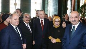 Erdoğan'dan Dünya Sigarayı Bırakma Günü Resepsiyonu