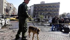 Şam'da bombalı saldırı