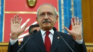 Kılıçdaroğlu CHP grup toplantısında konuştu