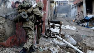 TSK'dan Cizre açıklaması: 20 terörist ölü ele geçirildi