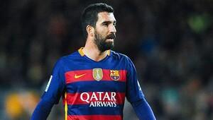 Arda Turan Valencia maçında oynayacak mı?