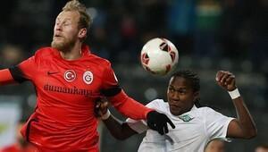 Galatasaray, Ziraat Türkiye Kupası'nda Akhisar Belediyespor karşısında!