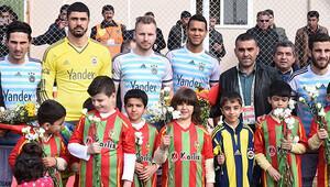 Amedspor-Fenerbahçe maçı izlenimleri