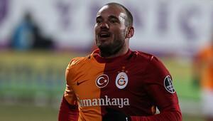 Sneijder'e yıllık 12 milyon euro teklif ettiler!