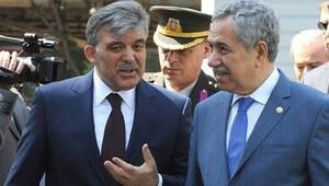 Abdullah Gül bu akşam Bülent Arınç ile bir araya gelecek