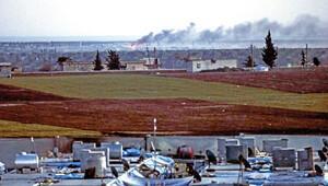 Esad güneyden YPG batıdan