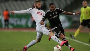 Beşiktaş 1-2 Torku Konyaspor