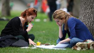 Uluslararası öğrenci sayısı 110 bin
