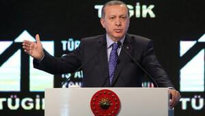 Cumhurbaşkanı Erdoğan'dan sert mesajlar: