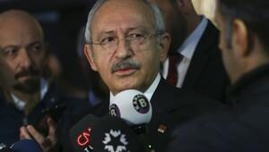 Kılıçdaroğlu: Kim PKK'ya destek veriyorsa biz onu PKK'nın bir unsuru olarak görürüz