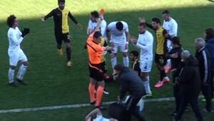 Muhammed Demirci'ye 3 maç ceza!