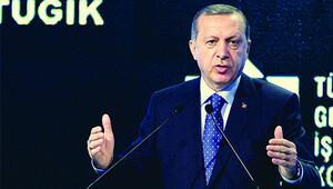 Cumhurbaşkanı Erdoğan, genç işadamlarına seslendi
