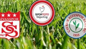 Medicana Sivasspor – Çaykur Rizespor maçı ne zaman, saat kaçta, hangi kanalda?