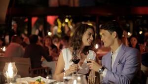 En romantik 10 restoran