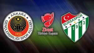 Gençlerbirliği - Bursaspor maçı ne zaman, saat kaçta, hangi kanalda?