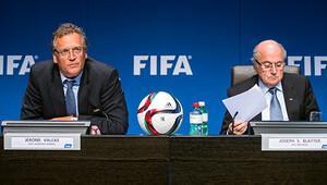 Blatter'in sağ kolu Valcke'ye 12 yıl ceza!