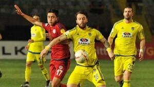 Altınordu 0-0 Gaziantep Büyükşehir Belediyespor