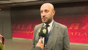 Galatasaray'dan Cenk Ergün açıklaması