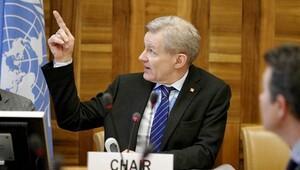 'Yardım konvoyu çok yakında Suriye'ye girebilir'