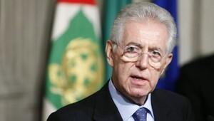 Eski Başbakan Monti hastanedeki görüntüsü çok konuşuldu