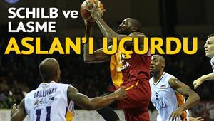 Royal Halı Gaziantep 67-70 Galatasaray Odeabank