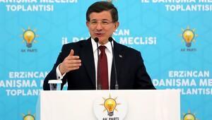 Başbakan Ahmet Davutoğlu: Alçakça sloganlar atıldı