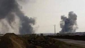 Türkiye, YPG'yi Halep'te top ateşiyle vurdu