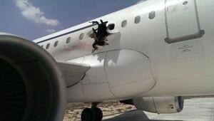 Somali uçağına yönelik bombalı saldırıya ilişkin şok açıklama