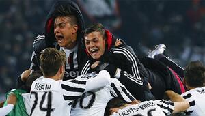 Juventus fırtınası!