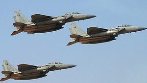 Suudi Arabistan uçakları İncirlik'e vardı