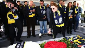 Caroline Koç, Mustafa Koç'u Sevgililer Günü'nde yalnız bırakmadı