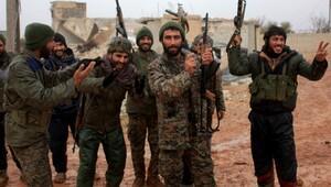IŞİD'e Rakka'da Esad güçlerinden darbe
